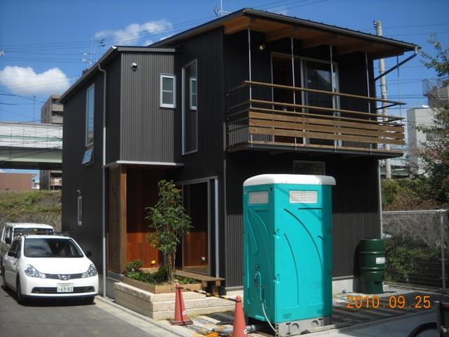 大阪町家 完成見学会_c0124828_2341353.jpg