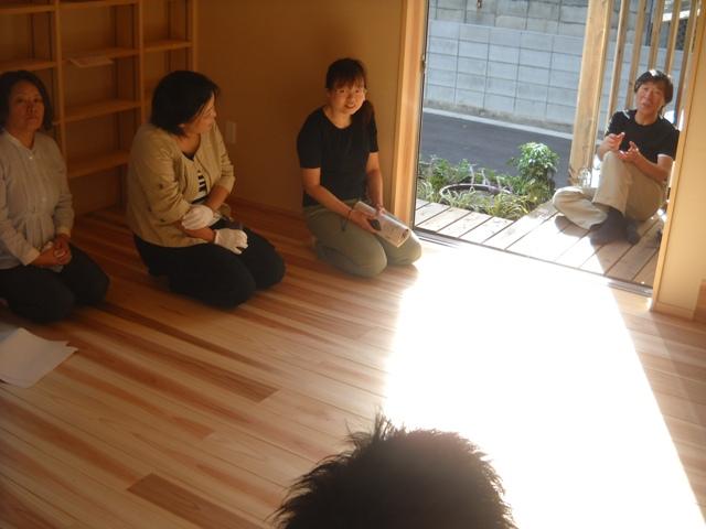 大阪町家 完成見学会_c0124828_23413717.jpg