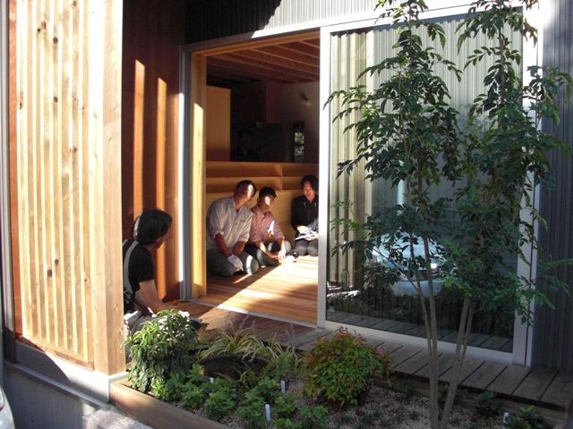 大阪町家 完成見学会_c0124828_23415823.jpg