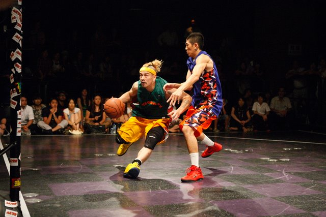 イベント報告: TAG_2on2 Basketball event コラボ_d0172033_16103648.jpg
