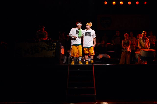 イベント報告: TAG_2on2 Basketball event コラボ_d0172033_1611481.jpg