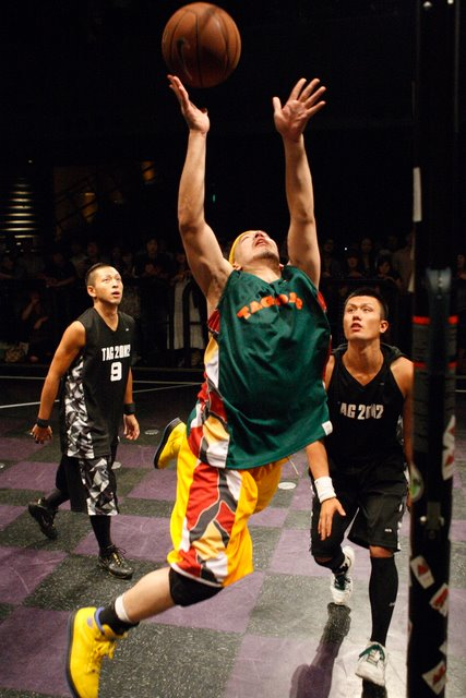 イベント報告: TAG_2on2 Basketball event コラボ_d0172033_1612589.jpg