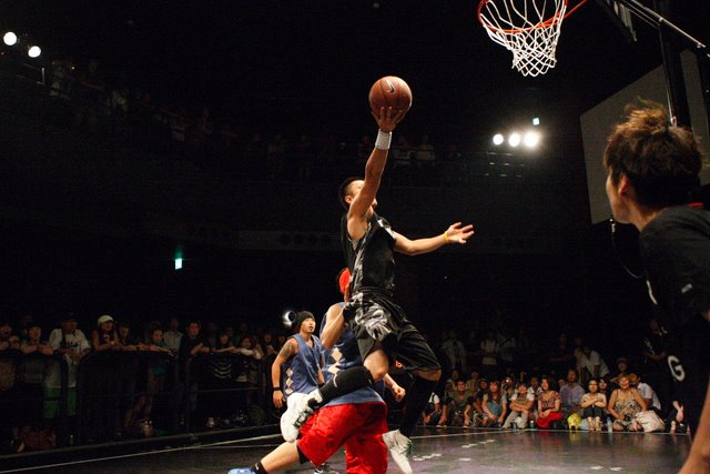 イベント報告: TAG_2on2 Basketball event コラボ_d0172033_1691482.jpg