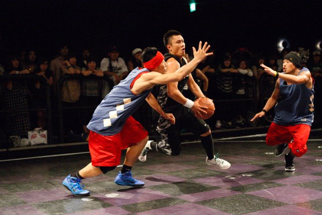 イベント報告: TAG_2on2 Basketball event コラボ_d0172033_1692899.jpg