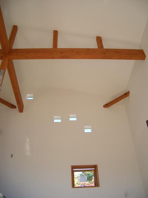 住宅設計 ~ 白壁と木 ~_b0146238_1629168.jpg