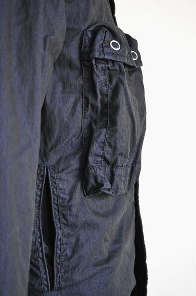 NATIC/ナティック C/L Herringbone Marine Jacket