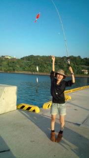 釣りをしましたぁ_e0114246_21424476.jpg