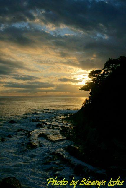 『sea夕暮れ時』_d0086248_23134140.jpg