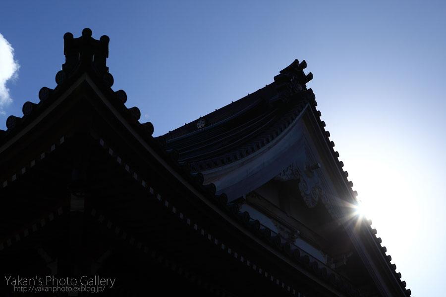 富山では珍しい本葺瓦のお寺さん(黒瓦)_b0157849_2051163.jpg