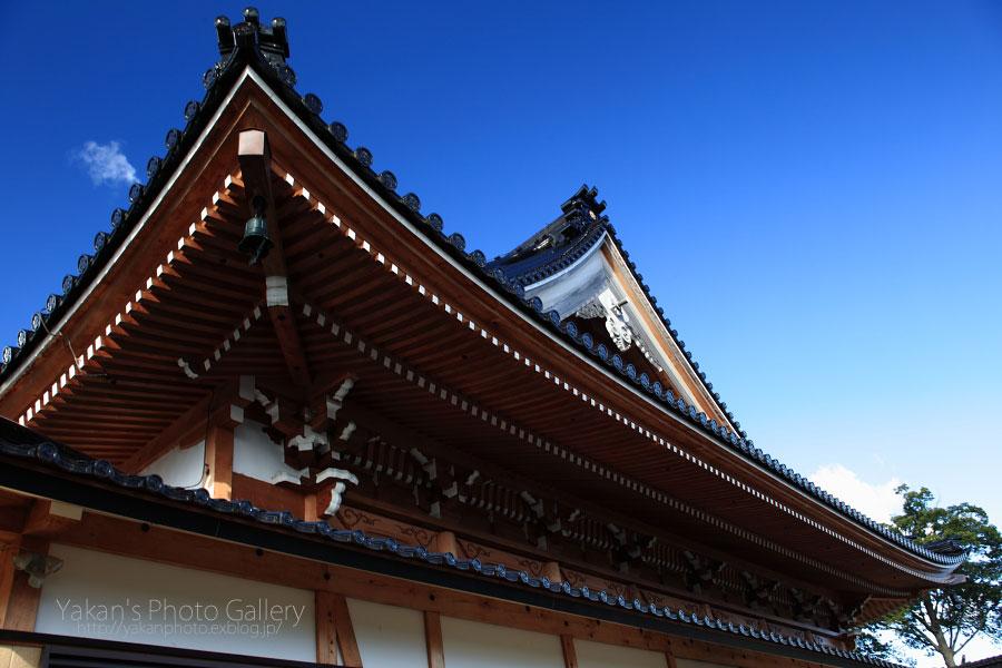 富山では珍しい本葺瓦のお寺さん(黒瓦)_b0157849_2051433.jpg