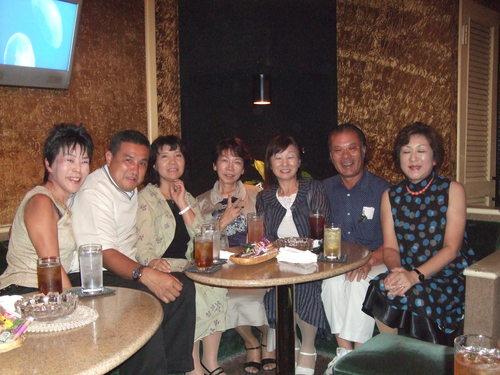 亀田プロ囲んで楽しい飲み会です。_b0199261_186566.jpg