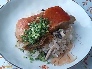 金目鯛の煮つけ_e0159969_2004660.jpg
