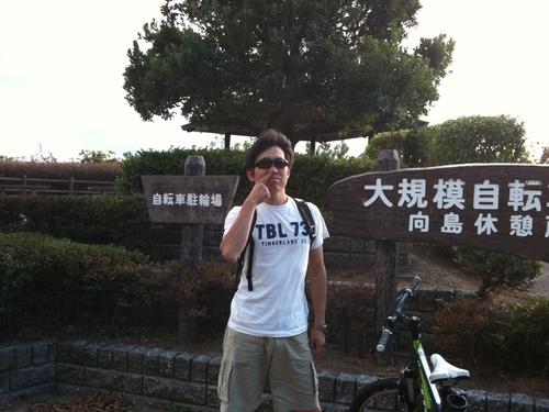 サイクリング(予定外)_f0081885_0365377.jpg