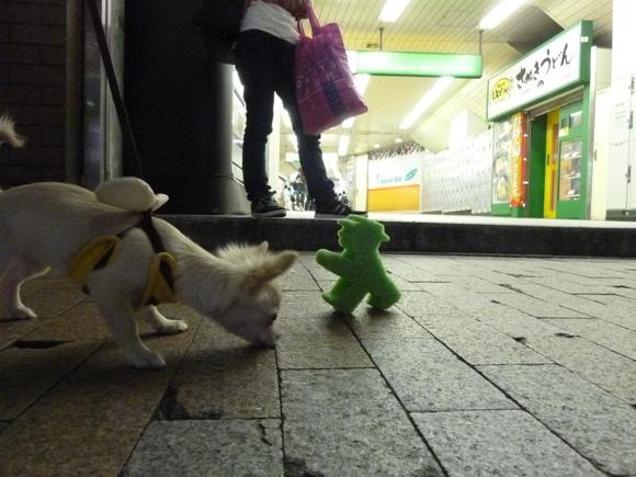 アンペルマン、東京を歩く。_c0180686_2164470.jpg