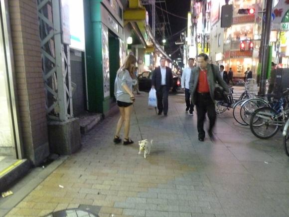 アンペルマン、東京を歩く。_c0180686_2564340.jpg