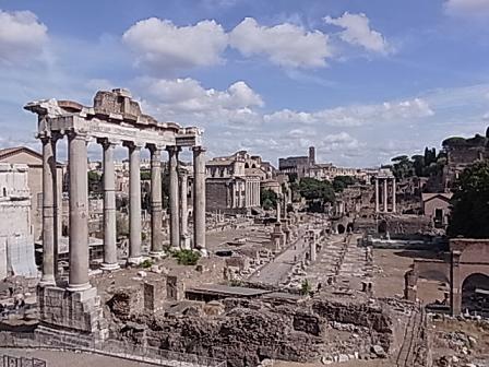 ローマの旅 3♪_b0105897_241578.jpg