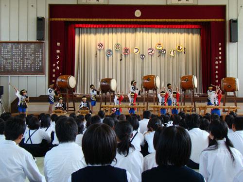 三良坂、合同音楽フェスティバル_a0047200_23391031.jpg