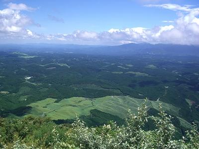 根子岳東峰登山(2)_d0116009_2183815.jpg