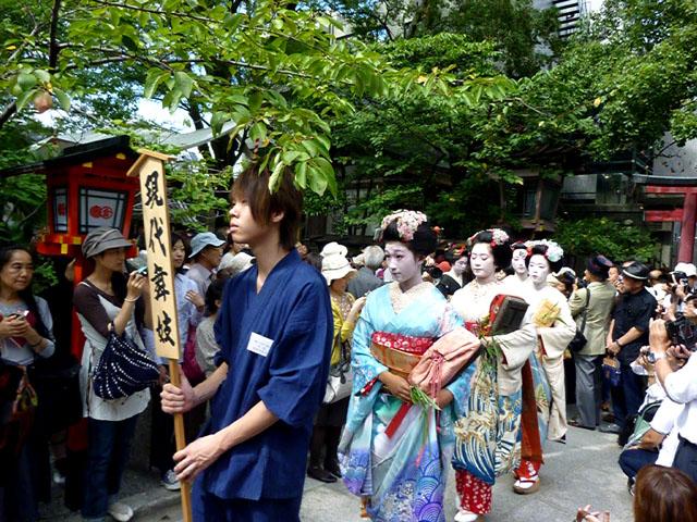 安井金毘羅宮 櫛祭り_e0048413_19113652.jpg
