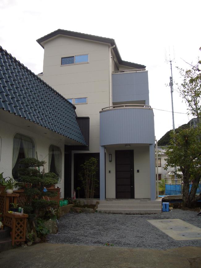 西伊豆町のY様邸が完工しました。_f0129627_1542130.jpg