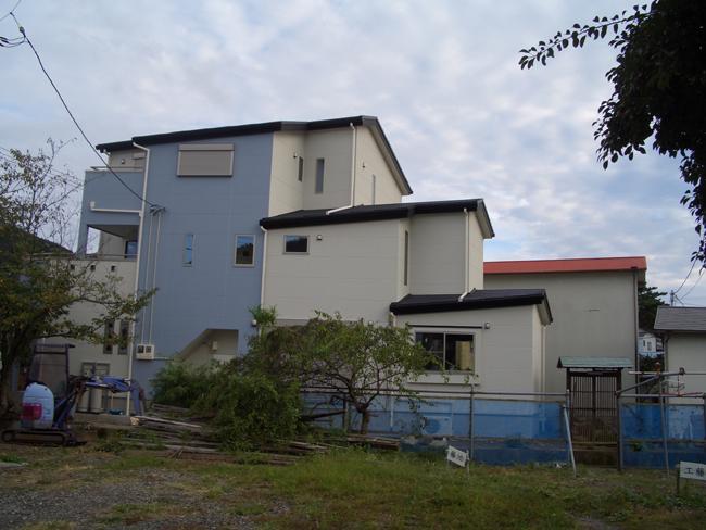 西伊豆町のY様邸が完工しました。_f0129627_1555967.jpg