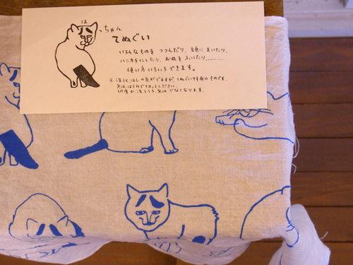 野良猫八ちゃん展 開催中。_d0131137_9575947.jpg
