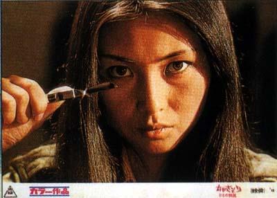 H2O Compilation: Meiko Kaji - Queen of Cool―H2O氏の編集で聴く梶芽衣子_f0147840_23412469.jpg