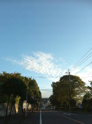 秋の空_a0159045_22413265.jpg