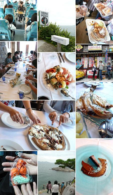 「赤穂でイタリアンを味わいつくしました!」オリーブオイル教室レポート_a0017350_2572928.jpg