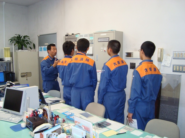 ☆職場体験2日目☆_d0166862_1593583.jpg