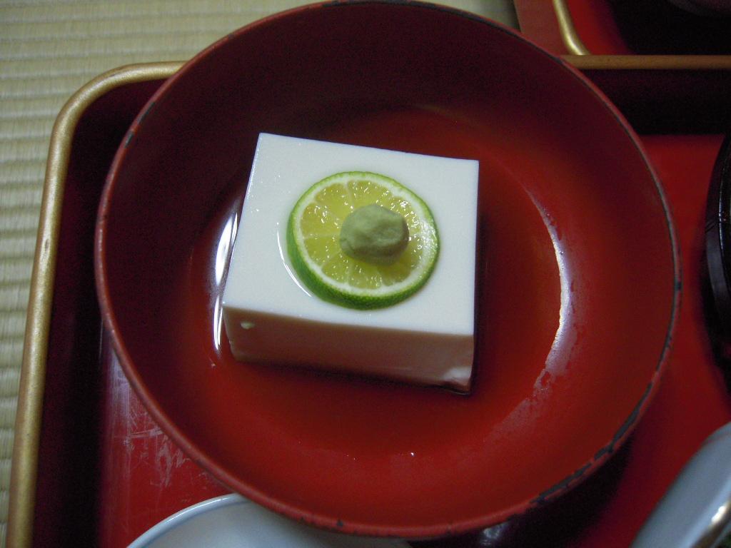 高野山の精進料理_d0083265_10182711.jpg