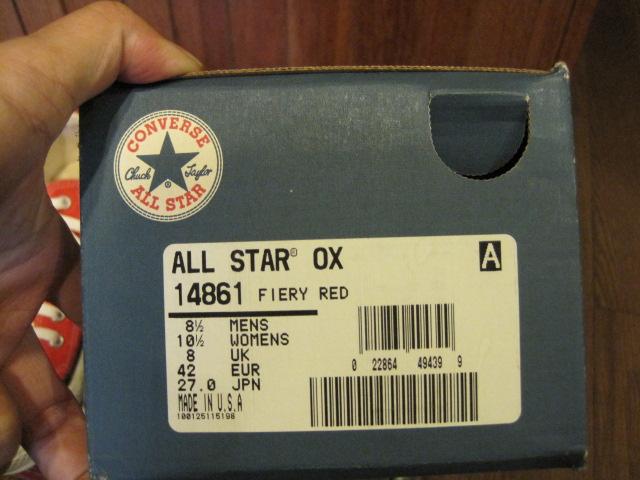 Dead Stock   ALL STAR_b0160480_17462149.jpg
