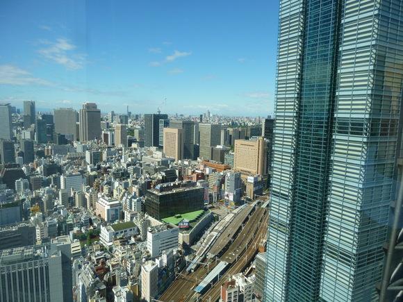 東京散歩、土曜日。_c0180686_8595516.jpg