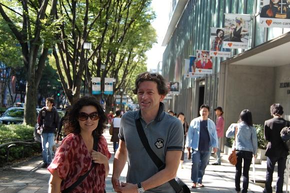 東京散歩、土曜日。_c0180686_9103433.jpg