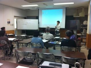 日知屋公民館講座が始まりました。_c0200506_1705325.jpg