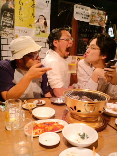 東京カリ〜番長に8人目のメンバーが_c0033210_2243225.jpg