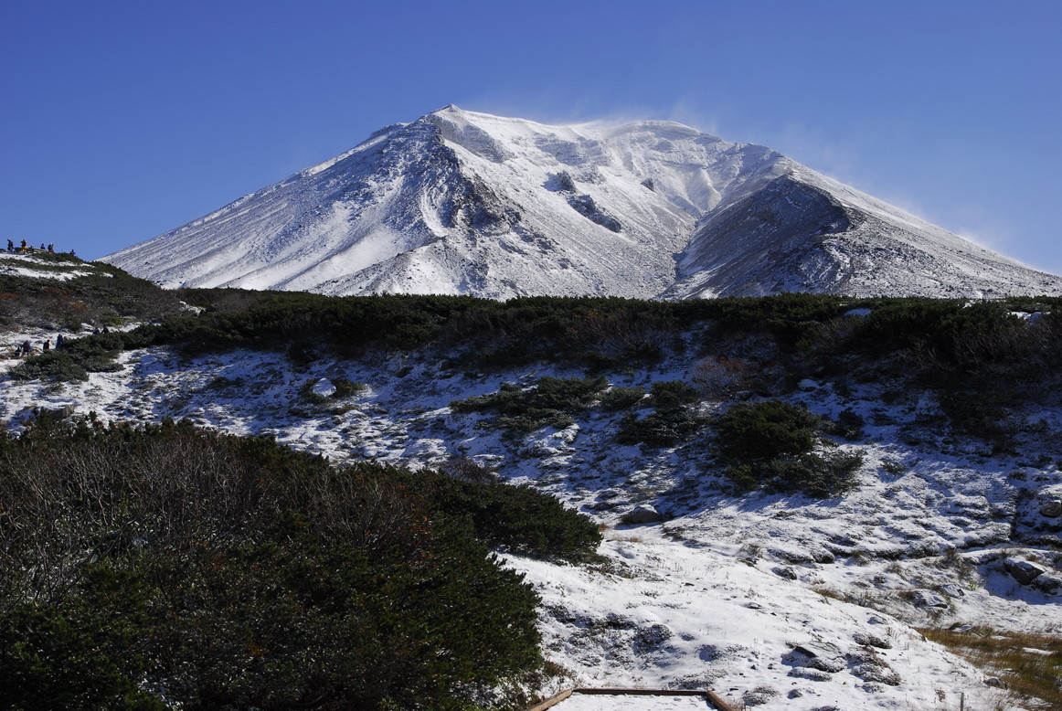 2010年9月 秋の大雪山系_c0219616_13383715.jpg