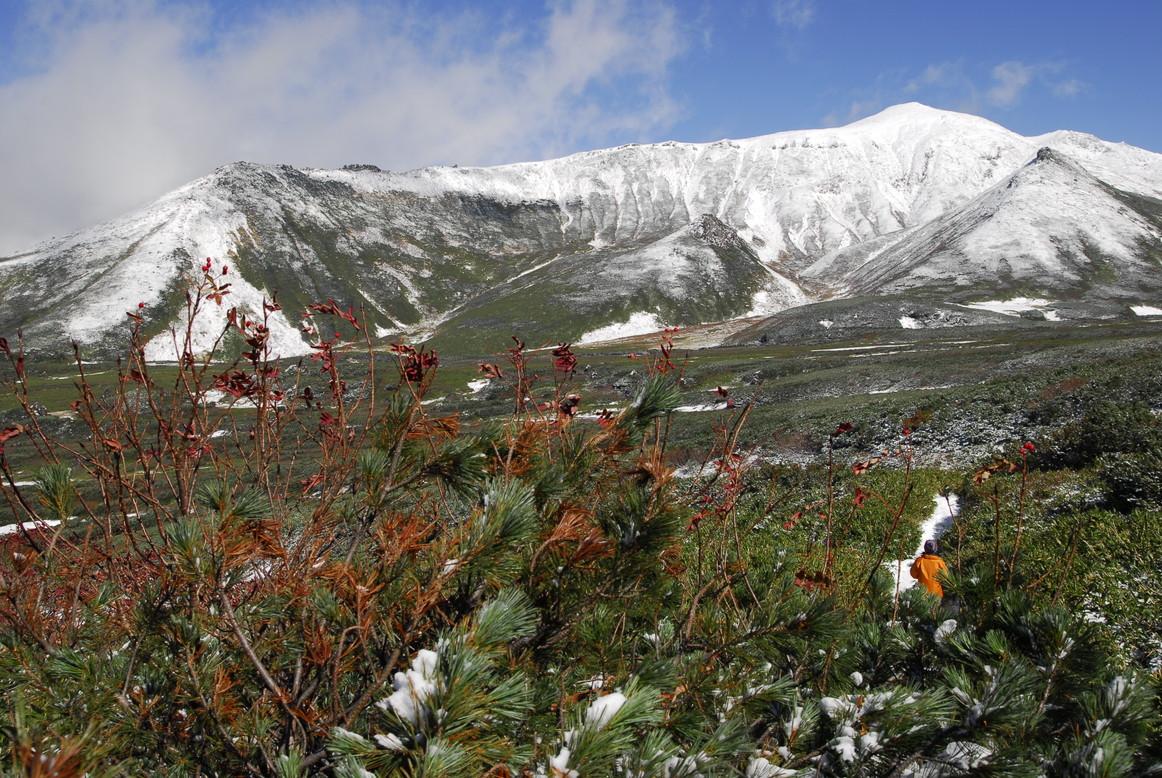 2010年9月 秋の大雪山系_c0219616_13414890.jpg