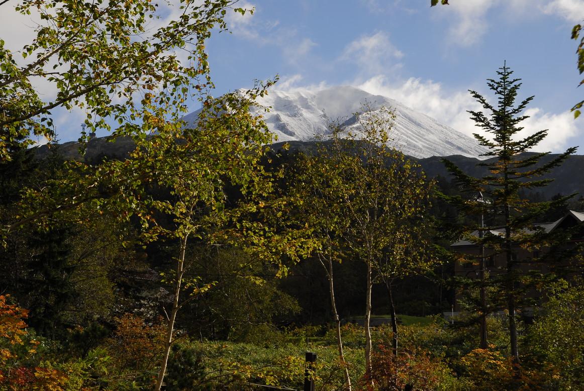 2010年9月 秋の大雪山系_c0219616_1343252.jpg