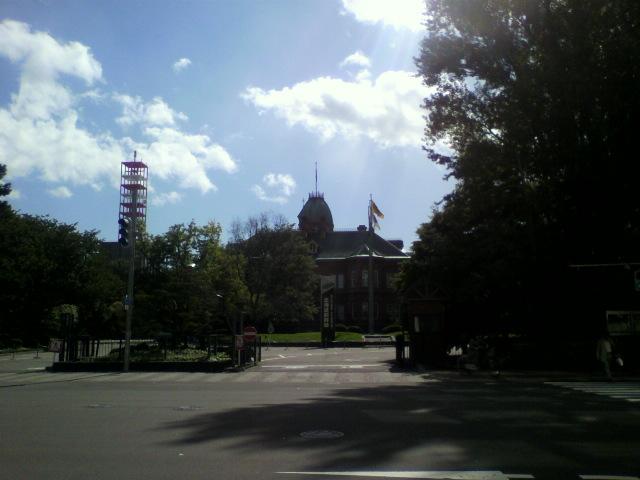 北海道庁赤レンガ庁舎の写真_b0106766_15422641.jpg