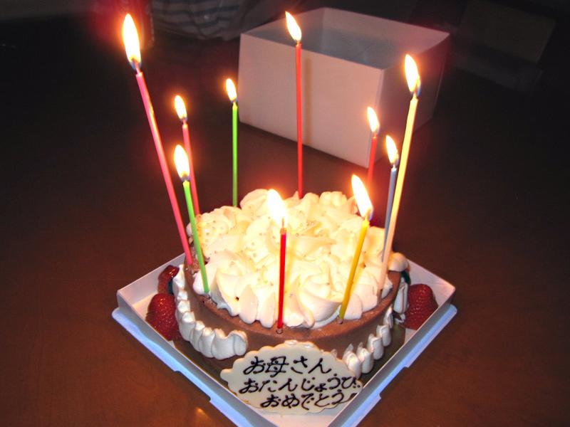 Happy Birthday♡自分♡_f0119369_905693.jpg