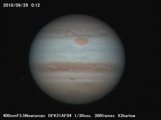 衝直後の木星_a0095470_0521778.jpg