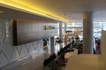 Fairmont Pacific Rim HotelのORUでランチ♪_d0129786_13302746.jpg