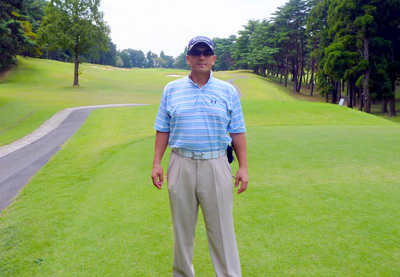 ゴルフモニター・ゴルキチ氏:ゴルフ用アイウェアレンズ比較!_c0003493_8395744.jpg
