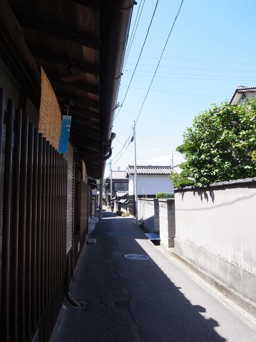直島旅行その9・角屋と南寺_c0042704_22271568.jpg