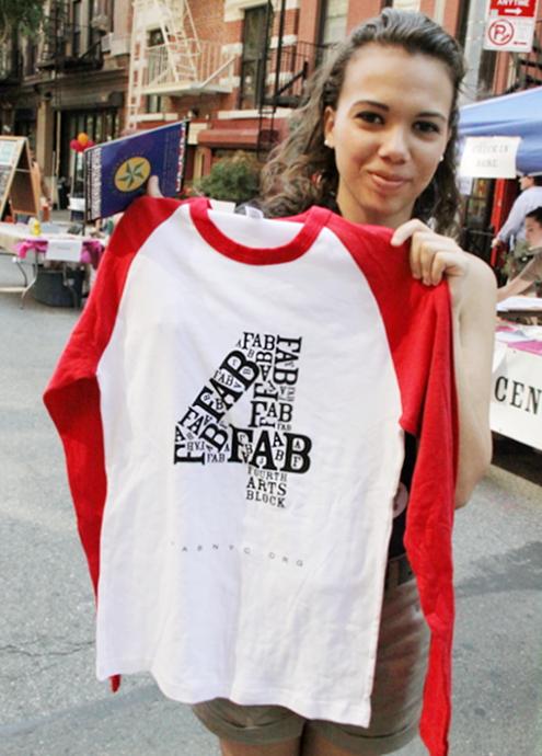地域活性化にもつながるNYの小さな地元のお祭り Fourth Arts Block Festival_b0007805_20213383.jpg