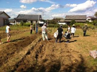農業体験。_c0200506_16131586.jpg