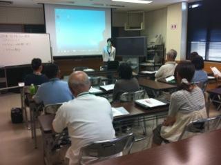 日知屋公民館講座が終わりました。_c0200506_1632052.jpg