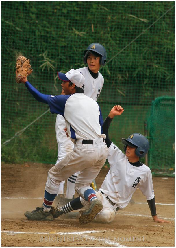 浅野高校野球部(2)_e0200922_0493553.jpg