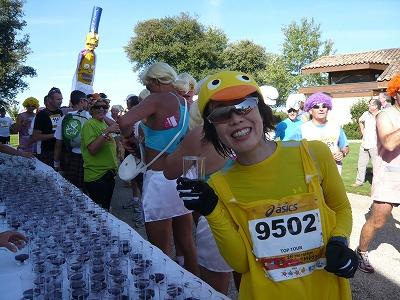 メドックマラソンツアーDay3 メドックマラソン2010 11km~21km_d0113725_1254641.jpg